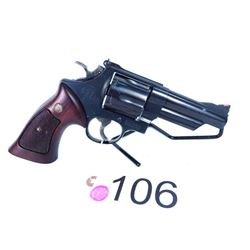 Prohibited. Smith and Wesson 25-5