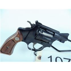 PROHIBITED Smith and Wesson 22 Revolver