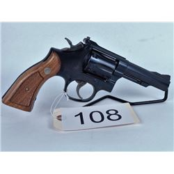 PROHIBITED. Smith and Wesson 22 Revolver