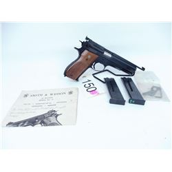 Exceptional S&W Race Gun