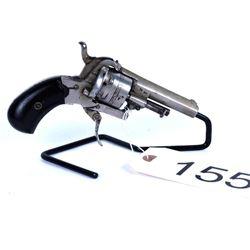 New English Pinfire revolver