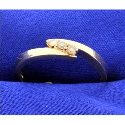 Diamond Promise 3 Stone Ring