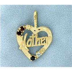 Mother Heart Pendant