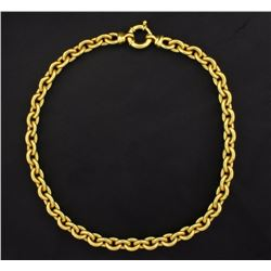 16 1/2 Inch Heavy Neck Chain
