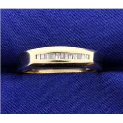 Men's 1/2 ct TW Diamond Band Ring