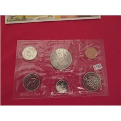 1983 Royal Canadian mint proof set one cent to $1.00