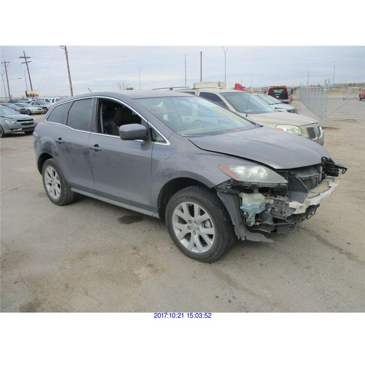 Mazda El Paso >> 2008 Mazda Cx 7 El Paso Tx
