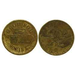 M. H. Token Lodi California