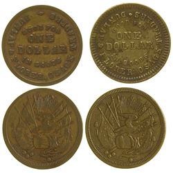 Osage Agency Token Indian Territory