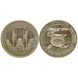 Proof-Like 1976 Bicentennial Silver medal Nevada