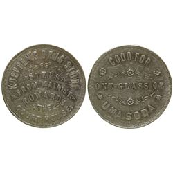 Koeppen's Drug Store Token Pendleton Oregon