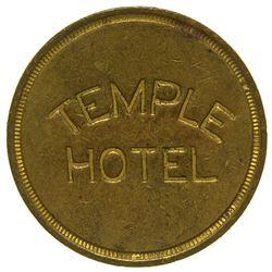 Temple Hotel Token Manti Utah