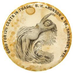 B.H. Aronson & Co. Good For Mirror Shoshoni Wyoming