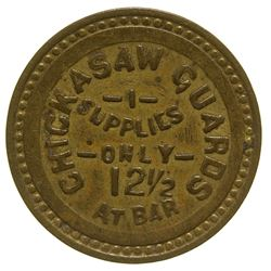Chickasaw Guards Token Memphis Tennessee