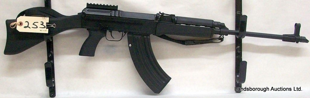CSA VZ58 SPORTER RIFLE
