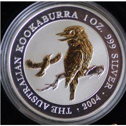 2004 Gilded Kookaburra