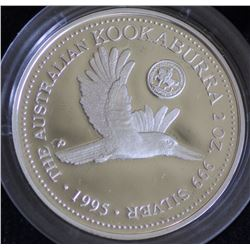 Kookaburra 2 Ounce Privy 1995 Melbourne Centenary
