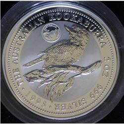 Kookaburra 2 Ounce Privy 1995 Royal Visit
