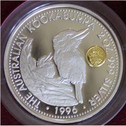 Kookaburra 1996 Johanna Privy