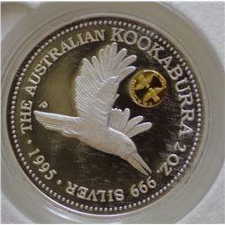 Kookaburra 1995 Peace Privy