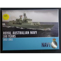 Royal Australian Navy 100 years anniversary