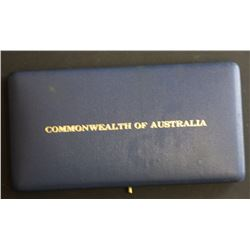 Australia 1966 Proof set, in light blue box of issue