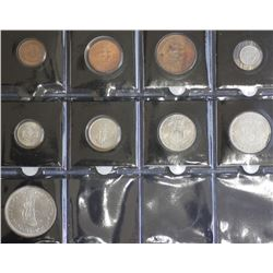 South Africa Proof Set 1952