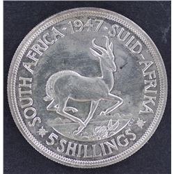 South Africa Crown 1947 Proof FDC