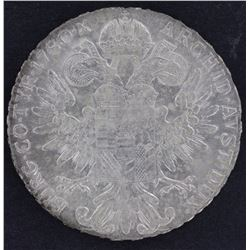 Austria 1 ounce silver restrike