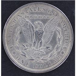 USA Morgan Dollar 1921 Near Unc