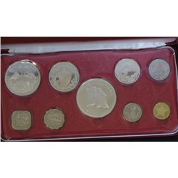 1974 Bahamas proof set, 1976 Malta, 1975 Philippines