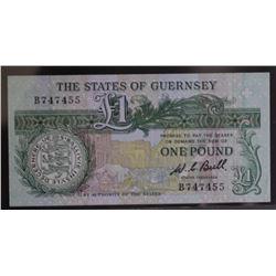 Guernsey 1 Pound