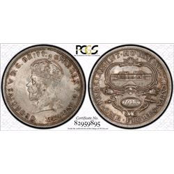 1927 Canberra Florin PCGS MS 64