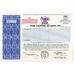Home Shopping Network, Inc., 1990 Specimen Stock