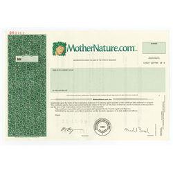 MotherNature.com, 1999 Specimen Stock