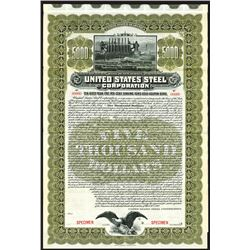 United States Steel Corp., 1903 Specimen Bond.