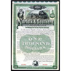 Norfolk & Southern Railroad Company.