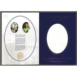Portals Watermark of Elizabeth II, 2002