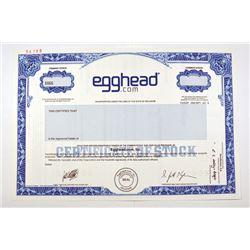 Egghead.com, Inc. 1999.