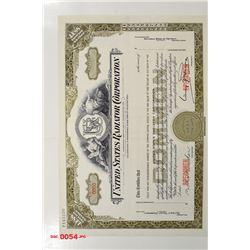 United States Radiator Corp., ca.1920-1930 Specimen Stock