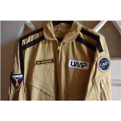 OTHER SPACE M. NEWMAN UNIFORM