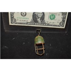MINIATURE METAL LIGHT FIXTURE