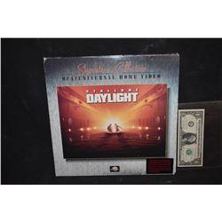 DAYLIGHT SIGNED LASER DISC