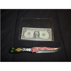 CHILD'S PLAY 1 ICONIC SCREEN USED HERO VOODOO KNIFE