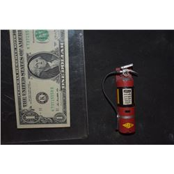 DANTES PEAK MINIATURE FIRE EXTINGUISHER 3