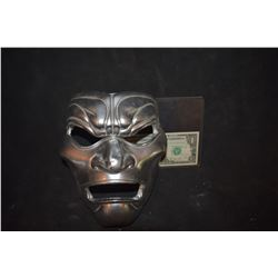 300 IMMORTAL STUNT MASK VACU FORM MATERIAL TEST
