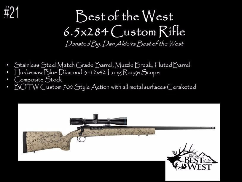 Best of the West Custom Rifle