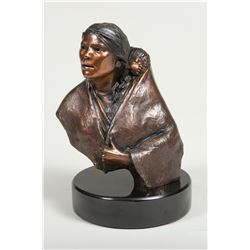 Study for Shoshone Mother