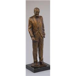 H. W. George Bush