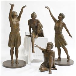 Naiads (set of 4)